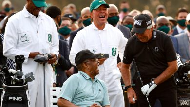 Gary Player's mixed message for the Masters after son's guerrilla marketing ploy