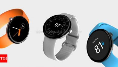 Google's answer to Apple Watch may come in 2021 - Times of India