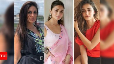 Government announces COVID-19 vaccines for all above 18: Kareena Kapoor Khan, Alia Bhatt, Ananya Panday & other Bollywood celebs welcome the decision - Times of India