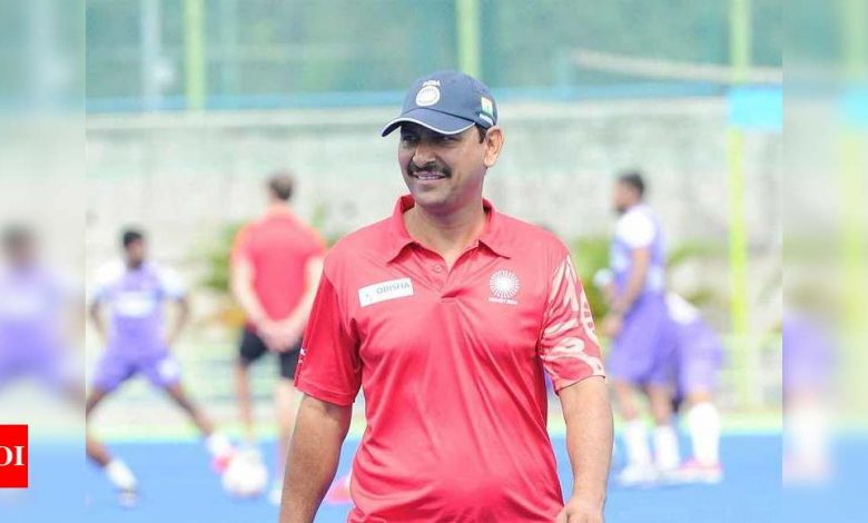 Harendra Singh named head coach of US men's team | Hockey News - Times of India