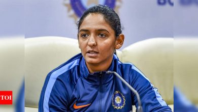 Harmanpreet Kaur recovers from COVID-19 | Cricket News - Times of India