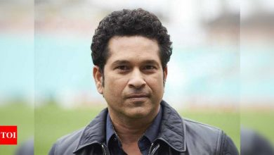 Having recovered from Covid-19, Sachin Tendulkar to donate blood for plasma therapy   Cricket News - Times of India