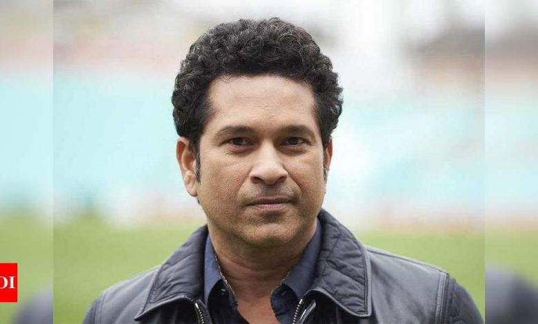 Having recovered from Covid-19, Sachin Tendulkar to donate blood for plasma therapy | Cricket News - Times of India