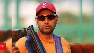I am drawing inspiration from Federer, says shooter Mairaj ahead of Olympics | More sports News - Times of India