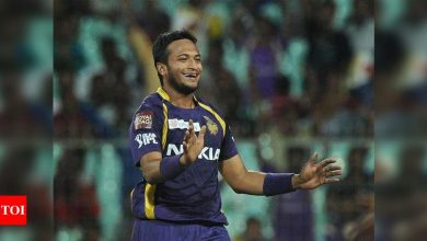 I don't want controversies, they happen with me: Shakib Al Hasan | Cricket News - Times of India