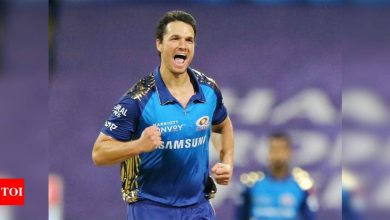 I feel safer in IPL's bio-bubble than travelling home at the moment: Nathan Coulter-Nile | Cricket News - Times of India