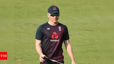 I know Indian cricketers who want to play in 'The Hundred' and other leagues: Eoin Morgan | Cricket News - Times of India