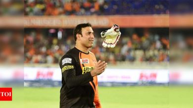 IPL 2021: Can't rely on just boundaries, rotating strike is crucial on slow tracks, says VVS Laxman | Cricket News - Times of India