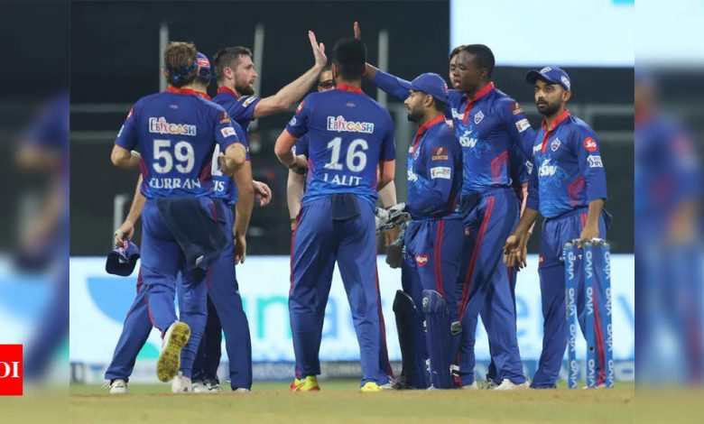 IPL 2021: DC head coach Ponting praises boys for fighting till the end against RR | Cricket News - Times of India