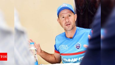 IPL 2021: Delhi Capitals talking more about Covid-19 as compared to other teams, says Ricky Ponting   Cricket News - Times of India