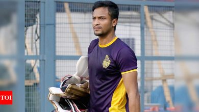 IPL 2021: I'm willing to play any role for KKR this season, says Shakib   Cricket News - Times of India