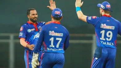 IPL 2021: Who is Lukman Meriwala, the Pacer Who Made His Debut for Delhi Capitals Against PBKS?