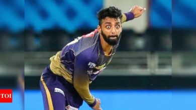 IPL 2021: Working on a new mystery ball, says KKR's Varun Chakravarthy | Cricket News - Times of India