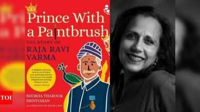 Illustrated biography of Raja Ravi Varma for kids to be out soon - Times of India