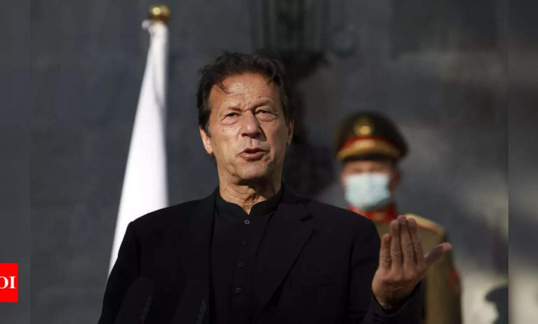 Imran Khan, cabinet approve ban on Tehreek-i-Labbaik Pakistan amid protests - Times of India
