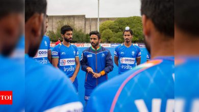 In Buenos Aires, the 'belief' in Indian hockey's journey to Tokyo is visible | Hockey News - Times of India