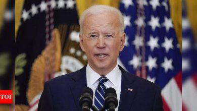 India, Pakistan among others with stake in stable future of Afghanistan: Joe Biden - Times of India