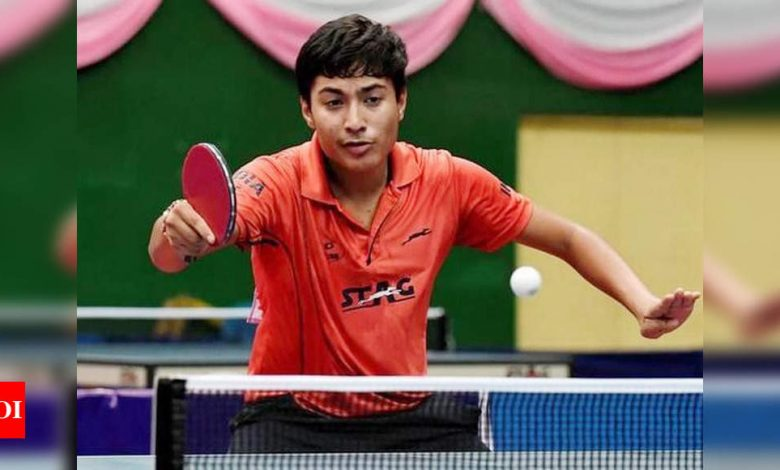 Indian paddler Payas Jain second in ITTF U-17 world rankings | More sports News - Times of India
