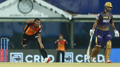 Injured Natarajan not leaving Sunrisers bubble for scans due to quarantine rule
