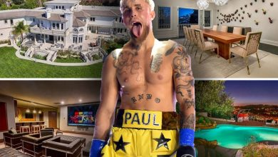 Inside the Cali mansion Jake Paul KO'd to be a Miami boxer