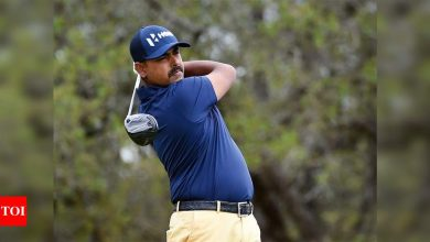 Inspired by Hideki and arrival of coach Divecha, Lahiri eyes good show at RBC Heritage   Golf News - Times of India