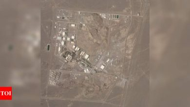 Israel 'of course' behind nuclear site attack: Iran - Times of India