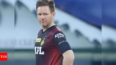 It's been a seamless transition after Karthik quit KKR captaincy: Morgan | Cricket News - Times of India