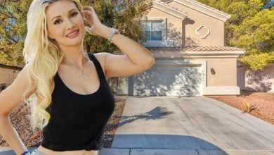 It's no Playboy Mansion! Inside ex-Bunny Holly Madison's humble home