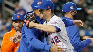 Jacob deGrom is a must-see baseball giant