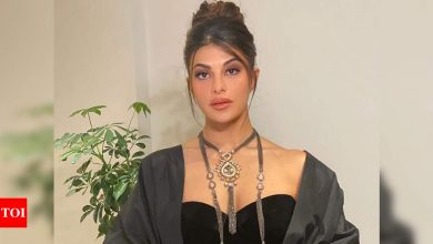 "Jacqueline Fernandez tests negative for Covid-19; source reveals, ""she got tested twice"" - Times of India"