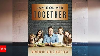 Jamie Oliver pens new cookbook to bring people together through food - Times of India
