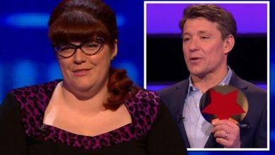Jenny Ryan: The Chase star reacts after Tipping Point mention 'Made it, ma!'