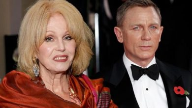 Joanna Lumley scoffs at the idea of first female James Bond: 'Better as a fantasy'