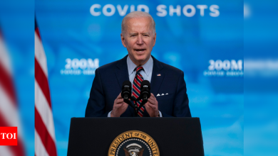 Joe Biden opening summit with ambitious new US climate pledge - Times of India