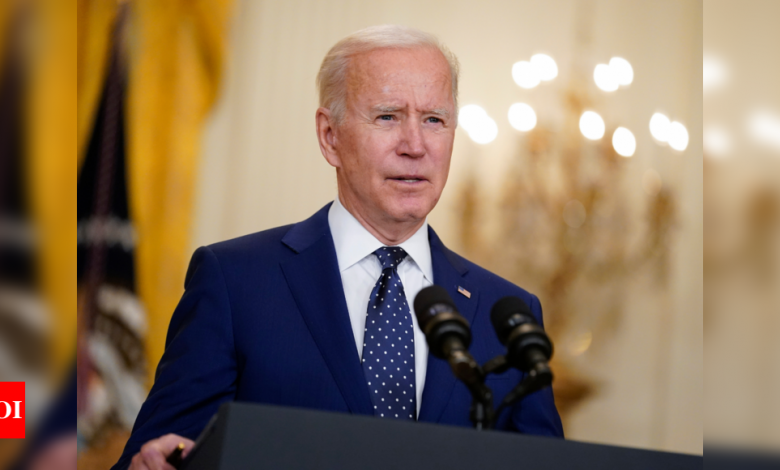 Joe Biden to Floyd family after verdict: 'We're all so relieved' - Times of India
