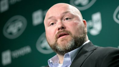 Joe Douglas' moment of truth with Jets is here