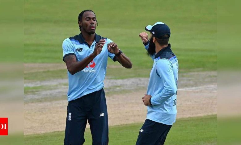 Jofra Archer not impressed by Taslima Nasreen's remarks on Moeen Ali, wants author to delete tweet | Off the field News - Times of India