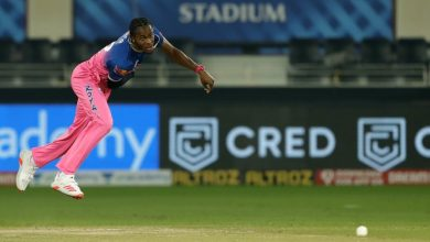 Jofra Archer ruled out of entire IPL 2021