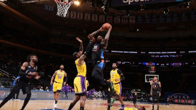 Julius Randle too much to handle as Knicks drop Lakers