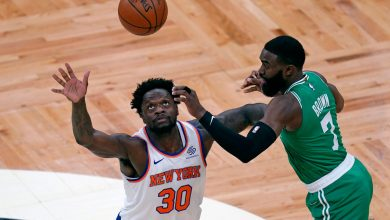 Julius Randle's Knicks slump has come at the worst time
