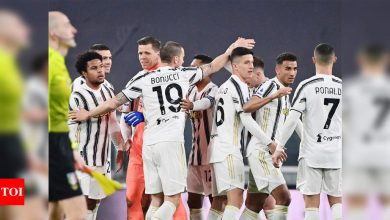 Juventus look to reboot Serie A title defence in Turin derby | Football News - Times of India