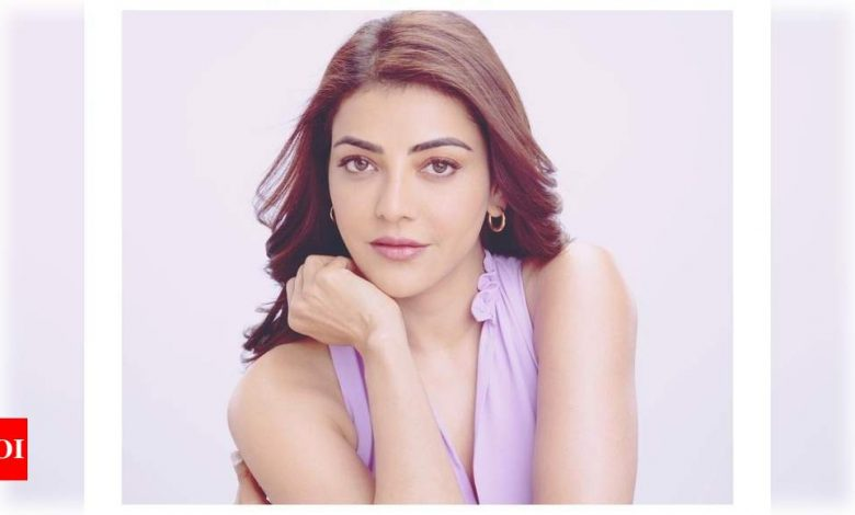 Kajal Aggarwal pens a heartfelt post amid Coronavirus second wave; urges everyone not to burden health care workers - Times of India