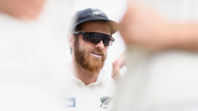 Kane Williamson awarded Sir Richard Hadlee medal for fourth time