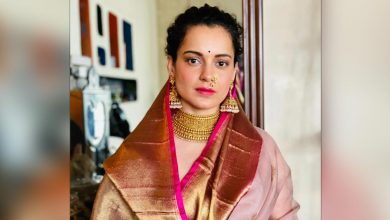 Kangana Ranaut reacts on being trolled for posting pic of