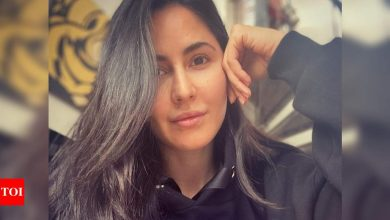 Katrina Kaif reveals she has only herself for company as she grapples with COVID-19 in quarantine - Times of India