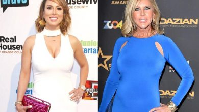 """RHOC's Kelly Dodd Names """"Cheap"""" Vicki Gunvalson As Pump's Alleged Dine-And-Dasher, Admits She Was """"Livid"""" About Lisa's Restaurant Ban, And Claims Vicki Used Pot Gummies """"Before It Was Legal"""""""