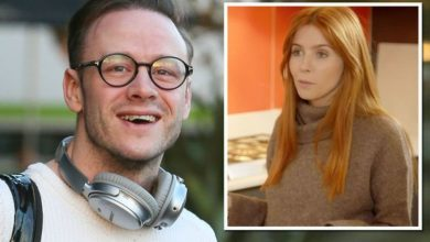 Kevin Clifton admits 'I'm rubbish' as he answers burning question about Stacey's new show
