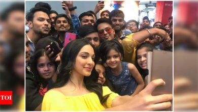 Kiara Advani has the sweetest response to a fan requesting for a 10-minute meeting with her - Times of India