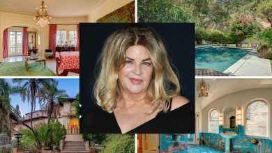 Kirstie Alley sells California home after 20 years