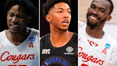 Knicks' Elfrid Payton 'super proud' of Houston duo who played for him